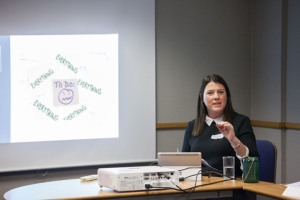 Kate Moxley mental health first aid training and wellbeing